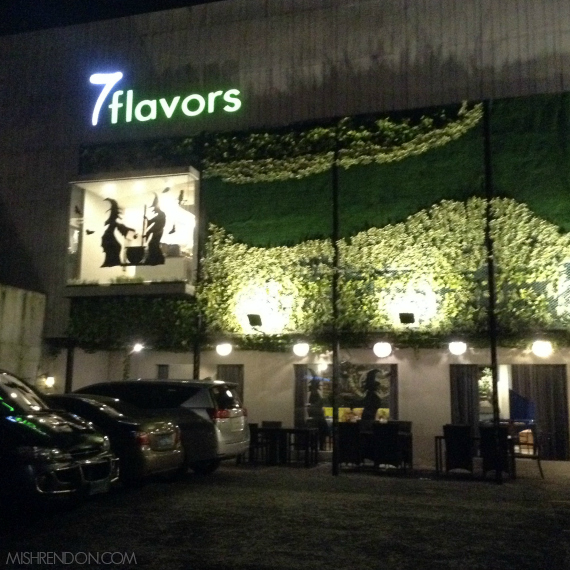 Budget Buffet Dining at 7 Flavors Restaurant by Chef Boy Logro