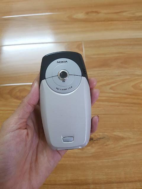 Nokia 6600 chính hãng