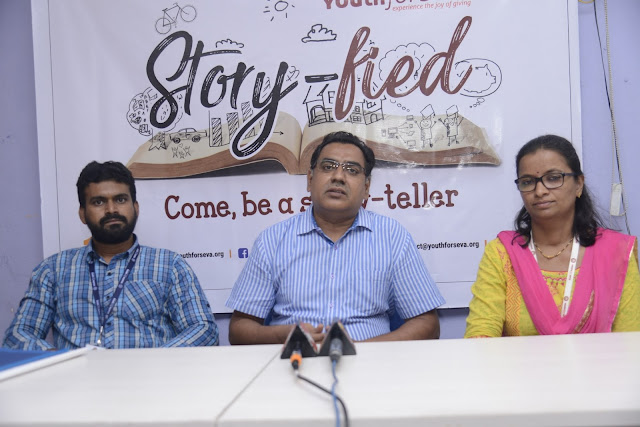 """Story-fied"" to be held from 21st July"