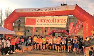 Clasificaciones Carrera Entreculturas 2019