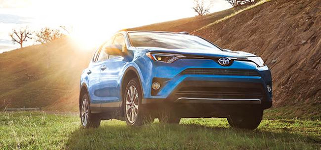 2017 Toyota Rav4 Hybrid Limited Review