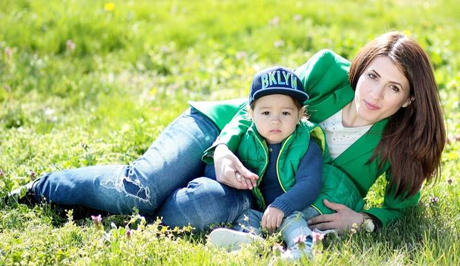 ibu dan anak