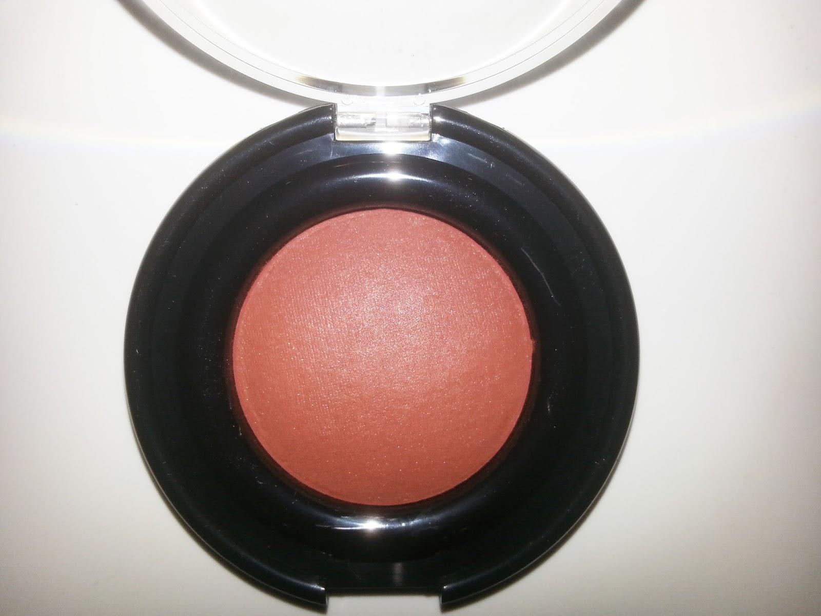 Black Beauty Skin: Blush Artisan Color Baked Blush Black Radiance