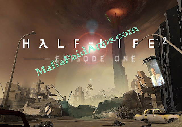 Half-Life 2 v44 Apk | MafiaPaidApps com | Download Full