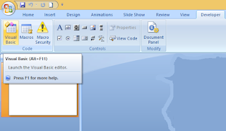 visual basic powerpoint
