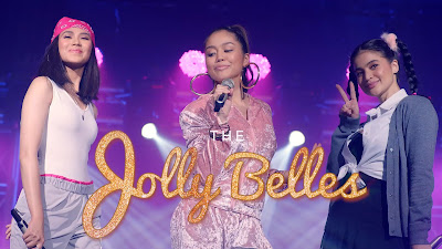 Jollibee Studios' 14/29 Petsa de Peligro Jolliserye brings together Sarah Geronimo and Anne Curtis for a Special Holiday episode