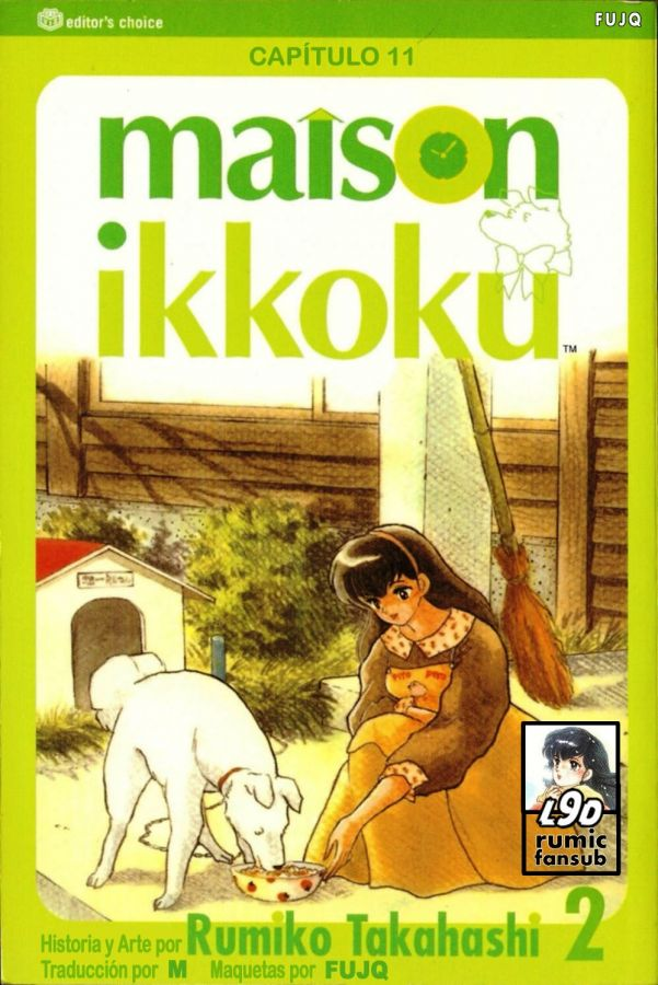 Maison Ikkoku |52/161| |Manga| |Español| |Mega|