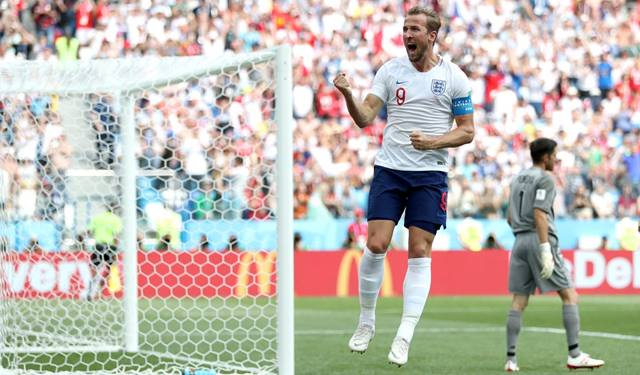 Inggris vs Panama - Piala Dunia 2018