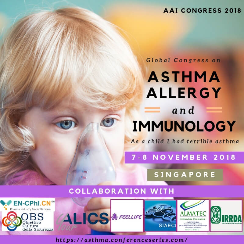 Global Congress on Asthma, Allergy and Immunology: In