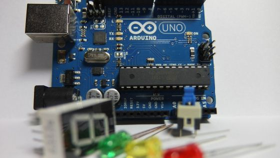 DIY Arduino Projects for Final Year Students