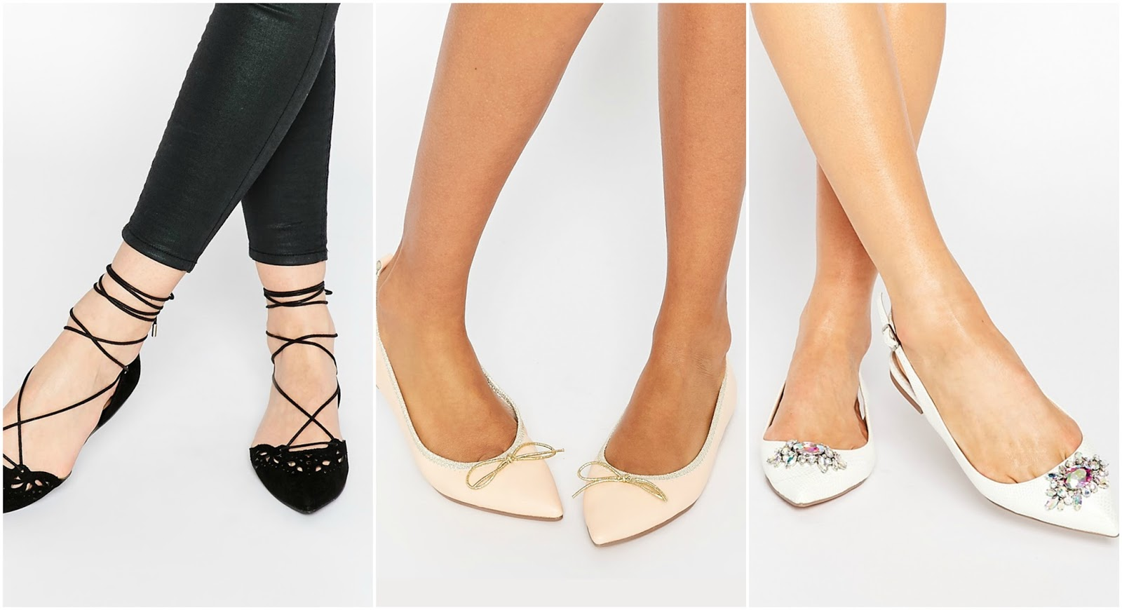 The 8 Must Have Shoes for SS Ellysa