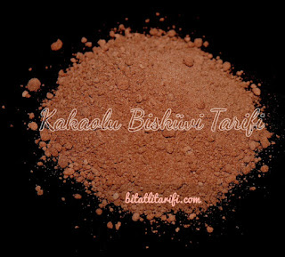 kakaolu biskuvi tarifi