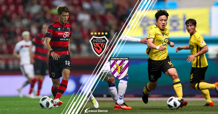 FA Cup Preview: Pohang Steelers vs Jeonnam Dragons