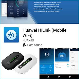 Huawei HiLink (Mobile WiFi