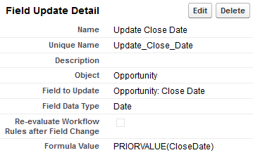 SimplySfdc com: Salesforce: Opportunity Close Date changed