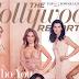 7 stars βάζουν φωτιά στο εξώφυλλο του Hollywood Reporter