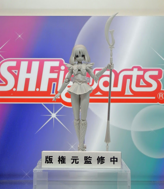 SH Figuarts Sailor Saturn prototype toy image pic 00