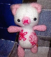 http://www.ravelry.com/patterns/library/amigurumi-pink-bear