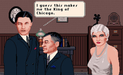 Videojuego The King of Chicago