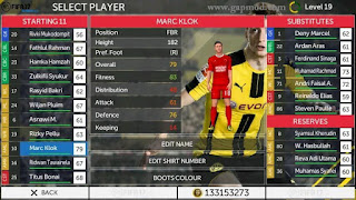 Download FTS Mod FIFA17 Ultimate v4 Fix by Zulfie Apk + Data