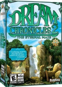 DREAM CHRONICLES 2- THE ETERNAL MAZE Cover Photo