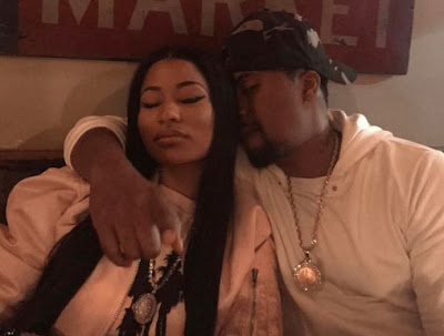 nas and nicki minaj