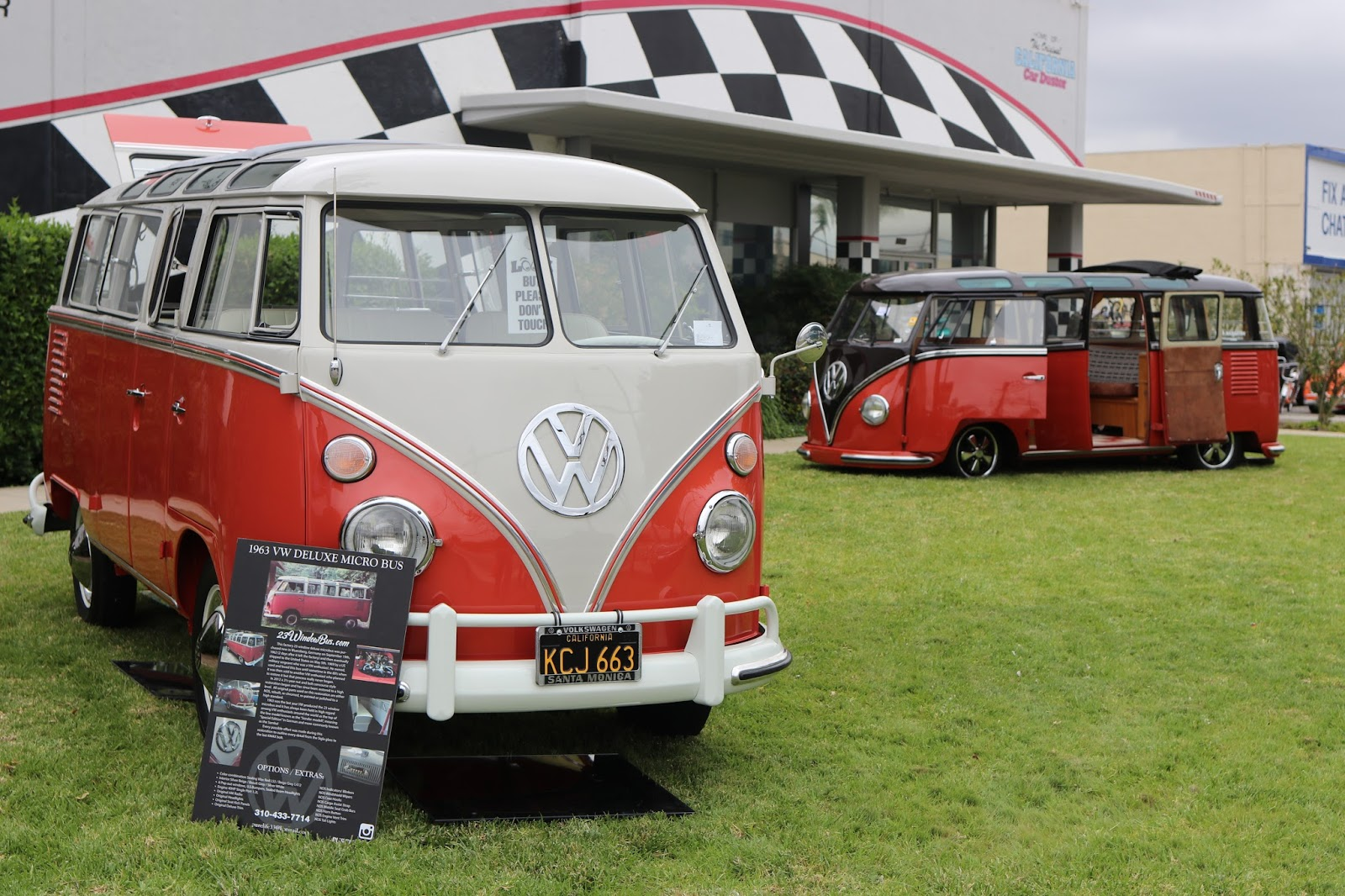 Covering Classic Cars : LA Air Cooled Volkswagen Club Show and ...