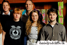 Harry Potter and the Half-Blood Prince DVD launch