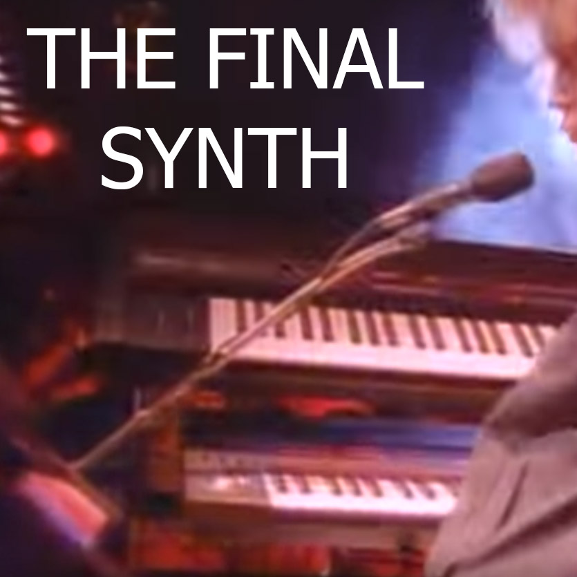 The Final Synth - Make your guitar sound like Europe's lead