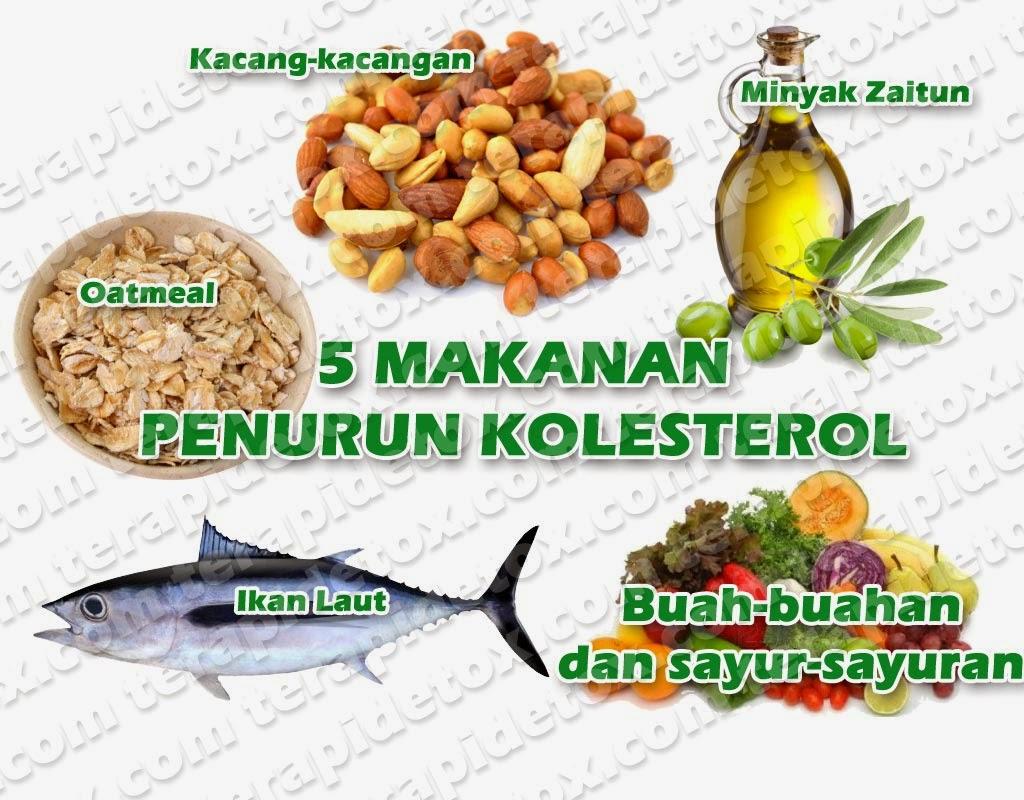 27 Makanan Sehat untuk Diet Kolesterol yang Aman Dikonsumsi