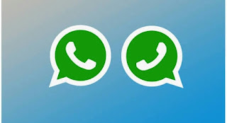 Trik instal dua aplikasi pesan whatsapp