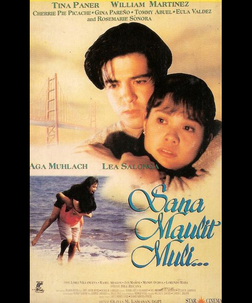 This is the second film that Aga Muhlach and Lea Salonga worked ...