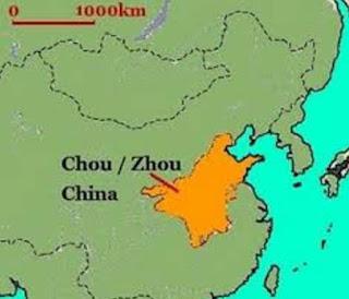 Dinasti Chou (1222 sampai 221 SM)