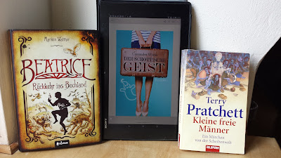 Terry Pratchett, Cassandra Winter, Markus Walther