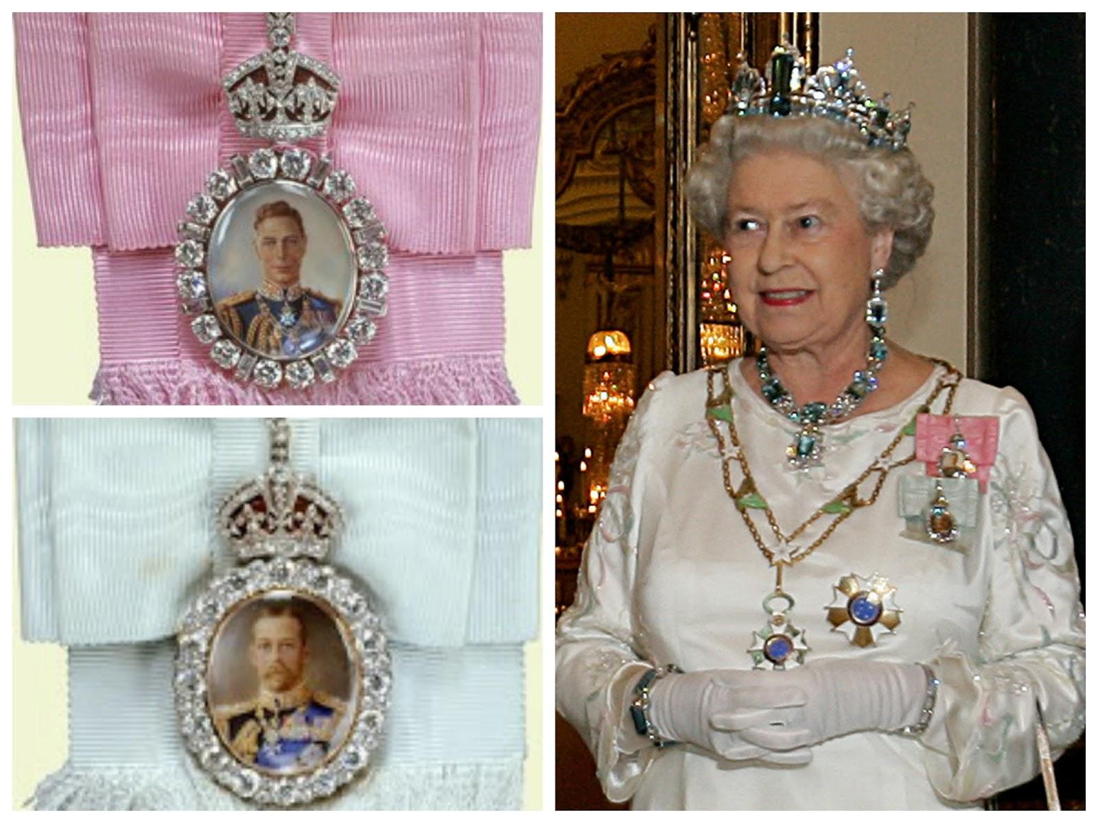 Knigliche Juwelen Die Kronjuwelen aus England Teil 3