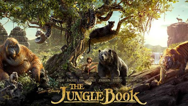 El Libro de la Selva 2016