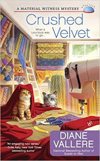 Crushed Velvet book cover.