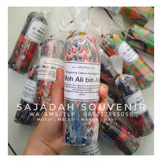 sajadah murah untuk souvenir, jual sajadah murah, 0852-2765-5050