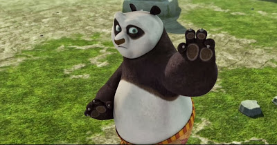 Kung Fu Panda Legends of Awesomeness, Dreamworks, Halloween