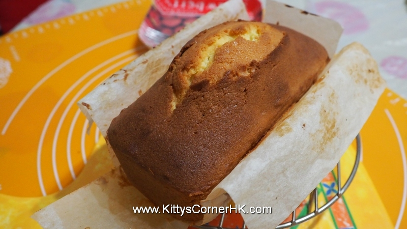 Pound Cake with Peels 皮香鮮油蛋糕 自家烘焙 食譜 home baking recipes