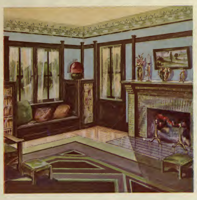 The Philosophy of Interior Design: Early 1900s Part 3 ...