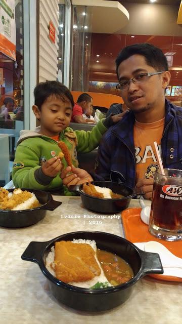 Nikmati Citarasa Kari Jepang di A & W Restoran