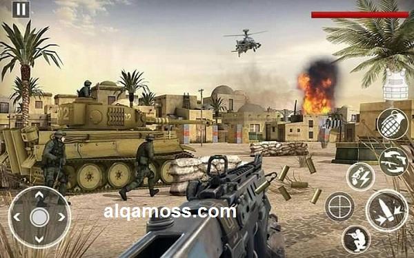 تحميل لعبة World War 2 افضل العاب الحرب للاندرويد