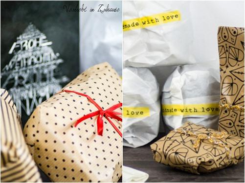 Wichtel, Geschenke, Weihnachten, DIY, Verpacken, selber machen