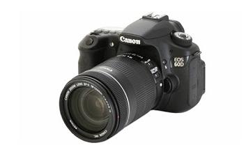 Daftar Harga Kamera Canon Eos 60d Dslr Baru Dan Spesifikasi