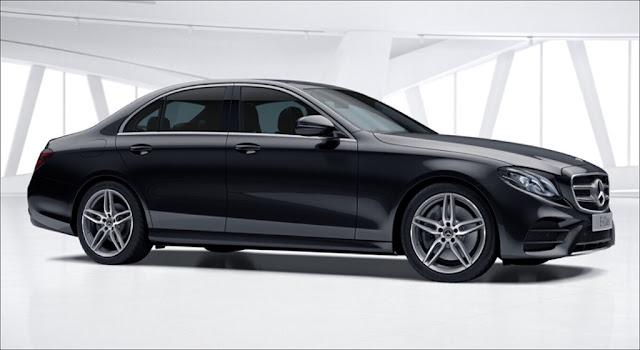 Mercedes E300 AMG 2019 thiết kế sang trọng và lịch lãm