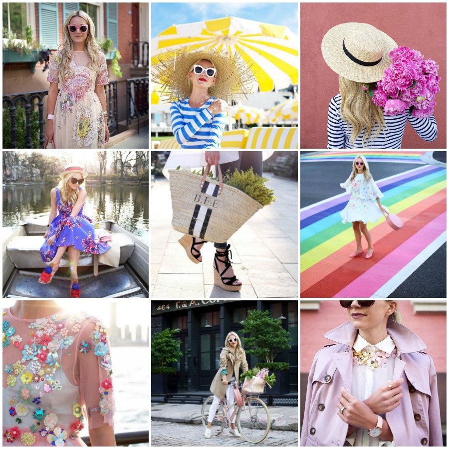 Instagram accounts you should follow: @blaireadiebee