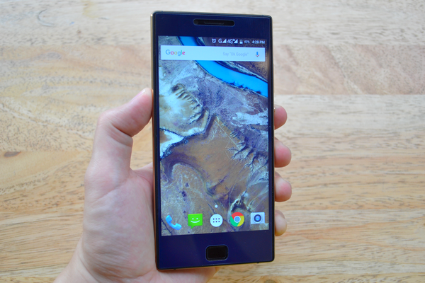 Firefly Mobile Aurii Envy Review