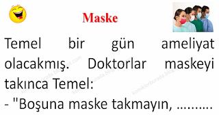 Maske - Temel Fıkraları - Komikler Burada