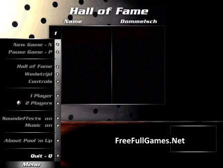 Pool'm Up PC Game Free Download Full Version